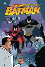 Image: Amazing Adventures of Batman: The Terrible Twos SC  - Stone Arch Books