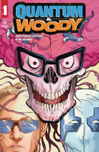 Image: Quantum & Woody [2020] #1-4 Pre-Order Variant Cover Bundle  (cover F) - Valiant Entertainment LLC