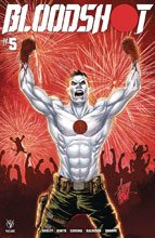 Image: Bloodshot [2019] #5 (cover B - Tucci) - Valiant Entertainment LLC
