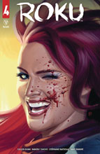Image: Roku #4 (cover B - Kalvachev) - Valiant Entertainment LLC