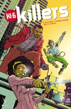 Image: Ki-6: Killers Vol. 01 SC  - Valiant Entertainment LLC