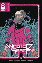 Image: Wasted Space #13 - Vault Comics