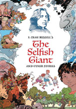 Image: P. Craig Russell: Selfish & Other Stories Fine Art HC  - Wayne Alan Harold Productions