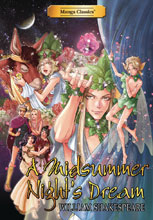 Image: Manga Classics: A Midsummer Nights Dream SC  - Udon Entertainment Inc