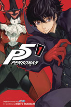 Image: Persona 5 Manga Vol. 01 GN  (Web Super Special) - Viz Media LLC