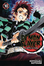 Image: Demon Slayer: Kimetsu No Yaiba Vol. 10 GN  - Viz Media LLC