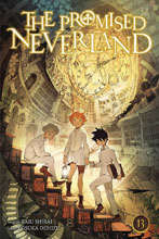 Image: Promised Neverland Vol. 13 GN  - Viz Media LLC