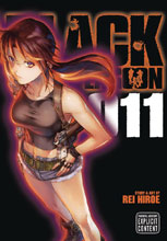 Image: Black Lagoon Vol. 11 SC  - Viz Media LLC