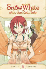 Image: Snow White with Red Hair Vol. 05 GN  - Viz Media LLC