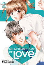 Image: Incurable Case of Love Vol. 02 GN  - Viz Media LLC