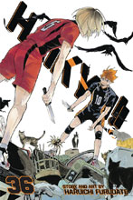 Image: Haikyu!! Vol. 36 GN  - Viz Media LLC