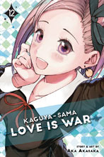 Image: Kaguya Sama: Love Is War Vol. 12 GN  - Viz Media LLC