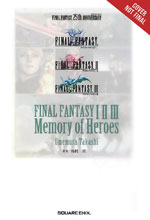 Image: Final Fantasy I II III 1 2 3 Memory of Heroes Light Novel SC  - Yen On