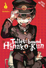 Image: Toilet Bound Hanako Kun Vol. 01 GN  - Yen Press