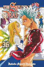 Image: Seven Deadly Sins Vol. 36 GN  - Kodansha Comics