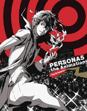 Image: Persona 5 Animation Material Book SC  - Pie International
