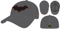 Image: DC Flexfit Cap: Batman Rebirth Symbol  - New Era Cap Co