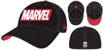 Image: Marvel Comics Flexfit Cap: Logo  (Neo) - New Era Cap Co