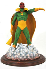 Image: Marvel Premier Statue: Vision  - Diamond Select Toys LLC