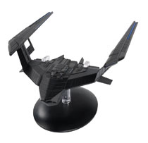 Image: Star Trek Discovery Official Starships Collection: Stealth Ship  - Eaglemoss Publications Ltd