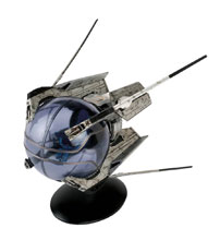 Image: Star Trek Discovery Official Starships Collection: Landing Pod  - Eaglemoss Publications Ltd