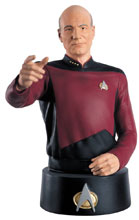 Image: Star Trek Bust Collectible #10 (Picard) - Eaglemoss Publications Ltd