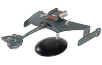 Image: Star Trek Starships Special #18 (Klingon Ktinga-Class Battle Cruiser) - Eaglemoss Publications Ltd