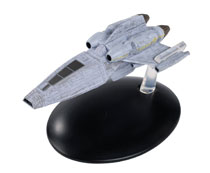 Image: Star Trek Official Starships Collection: Kes Shuttle #169 - Eaglemoss Publications Ltd