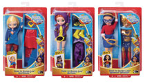 Image: DC Super Hero Girls Teen to Super Life Doll Assortment  - Mattel Toys
