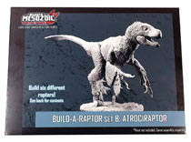 Image: Beasts of Mesozoic Raptor Series Build-A-Raptor Action Figure: Set B  (1/6 scale) - Creative Beast Studio LLC