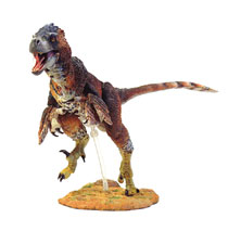 Image: Beasts of Mesozoic Raptor Series Action Figure: Adasaurus  (1/6 scale) - Creative Beast Studio LLC