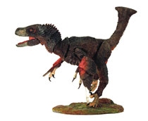 Image: Beasts of Mesozoic Raptor Series Action Figure: Atrociraptor  (1/6 scale) - Creative Beast Studio LLC