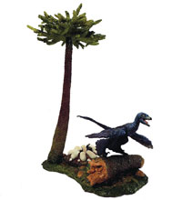 Image: Beasts of Mesozoic Raptor Series Set: Forest Microraptor  - Creative Beast Studio LLC