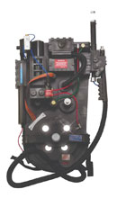 Image: Ghostbusters Prop: Proton Light-Up Pack  - Rubies Costumes Company Inc