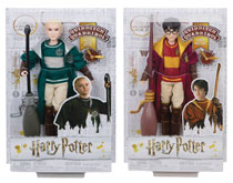 Image: Harry Potter  (7-inch Scale) Quidditch Doll Assortment - Mattel Toys