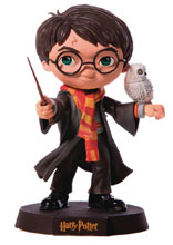 Image: Mini Co. Figures Harry Potter Vinyl Statue: Harry  - Iron Studios