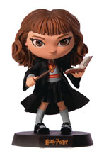 Image: Mini Co. Figures Harry Potter Vinyl Statue: Hermione  - Iron Studios