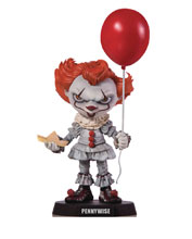 Image: Mini Co. Figures It Vinyl Statue: Pennywise  - Iron Studios