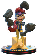 Image: Marvel Q-Fig Diorama Figure: X-Men - Jean Grey  - Quantum Mechanix Inc