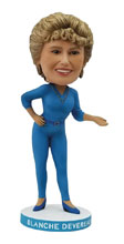 Image: Golden Girls Bobble Head: Blanche Devereaux  - Icon Heroes
