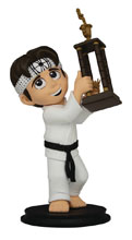 Image: Karate Kid Icons Vinyl Figure: Daniel Larusso  - Icon Heroes