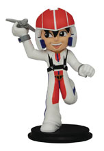 Image: Robotech Icons Vinyl Figure: Rick Hunter  - Icon Heroes