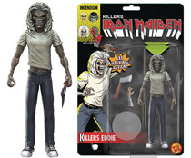 Image: Legacy of the Beast Iron Maiden Action Figure: Killers Eddie  (5-inch) - Incendium LLC