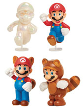 Image: Nintendo  (2-1/2-inch) Figure Wv21 Assortment - Jakks Pacific