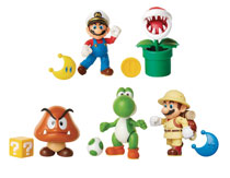 Image: World of Nintendo 4-Inch Action Figure Assortment Wv17  - Jakks Pacific