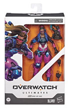 Image: Overwatch Ultimates Bitrate Lucio  (6-inch) Action Figure Case - Hasbro Toy Group