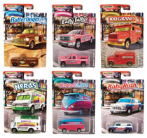 Image: Matchbox Candy-Themed Die-Cast Vehicle Assortment  - Mattel Toys