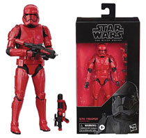 Image: Star Wars: Black Series Sith Trooper Action Figure Case  (6-inch) - Hasbro Toy Group