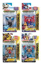 Image: Transformers Cyberverse Scout Action Figure Assortment 201903  - Hasbro Toy Group