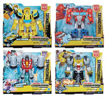Image: Transformers Cyberverse Ultra Action Figure Assortment 201902  - Hasbro Toy Group